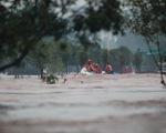 Cảnh báo thời tiết hiếm thấy ở Trung Quốc: mưa to liên tục 28 ngày