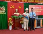 Công an Vĩnh Long có tân phó giám đốc quê Nam Định