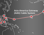 Cáp quang biển AAG đã được khôi phục hoàn toàn