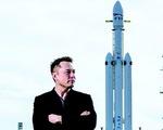 Elon Musk: Gã cuồng và 18 năm hướng về vũ trụ