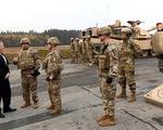 Mỹ sẽ rút bớt 9.500 quân nhân khỏi Đức
