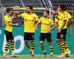 Dortmund chưa từ bỏ hi vọng vô địch