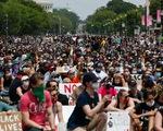 Cuối tuần dân Mỹ không thèm nghỉ, vẫn xuống đường biểu tình