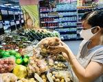 Siêu thị Saigon Co.op bán vải thiều trên nền tảng trực tuyến MoMo