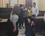 Kịp thời ngăn đương sự định nhảy lầu sau khi tòa tuyên án