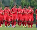 HLV Park Hang Seo vắng mặt ngày đội tuyển U22 Việt Nam tập trung