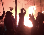 Cháy rừng liên tiếp ở Nghệ An nghi người đốt phá hoại