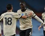 Bruno Fernandes, Paul Pogba cùng lập công, Man Utd nối dài mạch thắng