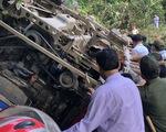 Phó thủ tướng chỉ đạo sớm khắc phục vụ xe rơi xuống vực ở Kon Tum