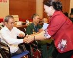 Chủ tịch nước tặng quà cho người có công nhân 73 năm Ngày thương binh - liệt sĩ