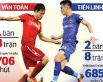 Vòng 9 V-League 2020: Tiến Linh - Văn Toàn, ai sẽ lên tiếng?