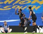 Sterling lập hat-trick, Man City đại thắng Brighton 5-0