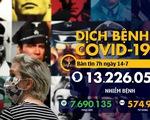 Dịch COVID-19 sáng 14-7: Tổng giám đốc WHO cảnh báo