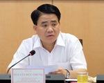 Chủ tịch Hà Nội Nguyễn Đức Chung: 'Làm rõ ứng dụng KH-CN trong phát triển