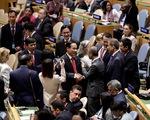Sáu tháng của Việt Nam tại Hội đồng Bảo an Liên Hiệp Quốc