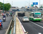 TP.HCM thông xe nhánh N2 hầm chui An Sương để giảm ùn tắc cửa ngõ Tây Bắc