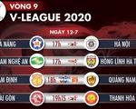 Lịch trực tiếp vòng 10 V-League ngày 18-7: Tâm điểm Thống Nhất và Gò Đậu