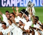 """Real Madrid """"mở hội"""" ăn mừng chức vô địch của mùa giải kéo dài 11 tháng"""