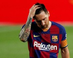 Messi lập siêu phẩm đá phạt, Barca vẫn bại trận trước 10 người Osasuna