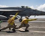 Mỹ điều tàu sân bay
