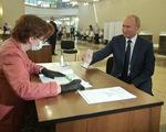 Dân Nga đồng ý sửa hiến pháp, mở đường để ông Putin làm tổng thống đến 2036