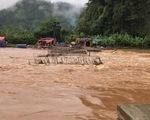 Lũ ập vào nhà điều hành, thủy điện 82MW ở Hà Giang dừng hoạt động