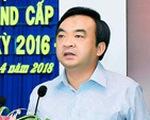 Cảnh cáo ông Đặng Phan Chung, phó chủ tịch thường trực HĐND tỉnh Gia Lai