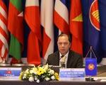Quan chức cấp cao Đông Á kêu gọi Trung Quốc tuân thủ luật pháp ở Biển Đông