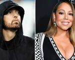 """Mariah Carey ra hồi ký, rapper Eminem hốt hoảng: """"Chắc lại toàn kể xấu tôi!"""""""
