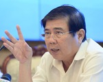 Chủ tịch Nguyễn Thành Phong thông tin 4 trường hợp TP.HCM liên quan ca 1440