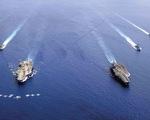 Những cuộc tập trận trên Biển Đông