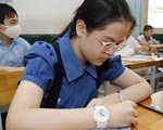 Thi lớp 6 Trường chuyên Trần Đại Nghĩa: thí sinh cười hớn hở vì... đề dễ