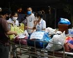 2 bệnh viện ở Đà Nẵng được tiếp tế bằng cách nào để đảm bảo an toàn?