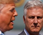 Cố vấn an ninh quốc gia kề cận ông Trump mắc COVID-19
