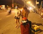Trước giờ cách ly Đà Nẵng, khách đi máy bay giảm, đường bộ tăng