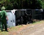 Khởi tố vụ lật xe làm 15 người chết tại Quảng Bình