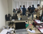 Phá đường dây cho vay nặng lãi qua app của người Trung Quốc