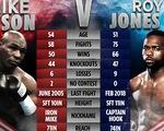 Mike Tyson đấu Roy Jones Jr.: Thú vị nhưng… nguy hiểm!