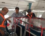 Buồng áp lực dương lọc virus trên chuyến bay đến Guinea Xích đạo