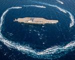 """Iran dùng """"chiến thuật bầy sói"""" hạ gục """"tàu sân bay Mỹ"""" dễ như bỡn"""