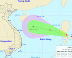 Vùng áp thấp tiến vào Biển Đông, sẵn sàng ứng phó dù có dịch COVID-19