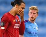 Mắc nhiều sai lầm, Liverpool bị Man City