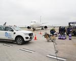 Vừa khởi công nâng cấp đường băng, sân bay Nội Bài đã bị