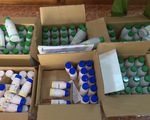 Một đường dây sản xuất thuốc bảo vệ thực vật giả hoạt động 6 tháng