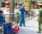 5 ca bệnh ở Quảng Nam: 2 người chăm mẹ tại bệnh viện, 3 sư cô ở chùa