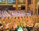 Chùa Ba Vàng rầm rộ tổ chức cầu nguyện, khóa tu dù dịch COVID-19 phức tạp