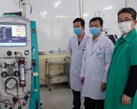 Nhật hỗ trợ Việt Nam thiết bị điều trị COVID-19 trị giá 60 triệu yen
