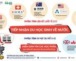 Đại học Quốc tế Hồng Bàng thông báo tiếp nhận du học sinh