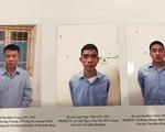 Đề nghị truy tố kẻ nổ súng cướp ngân hàng bất thành ở Sóc Sơn