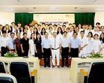 216 sinh viên Y khoa ĐH Duy Tân hoàn thành thực tập lâm sàng tại Bệnh viện TW Huế
